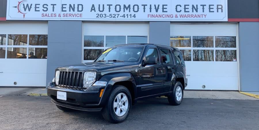 Used 2010 Jeep Liberty in Waterbury, Connecticut | West End Automotive Center. Waterbury, Connecticut