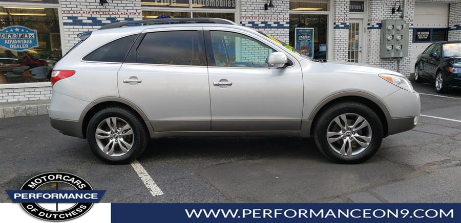 2012 Hyundai Veracruz AWD 4dr Limited, available for sale in Wappingers Falls, New York | Performance Motorcars Inc. Wappingers Falls, New York