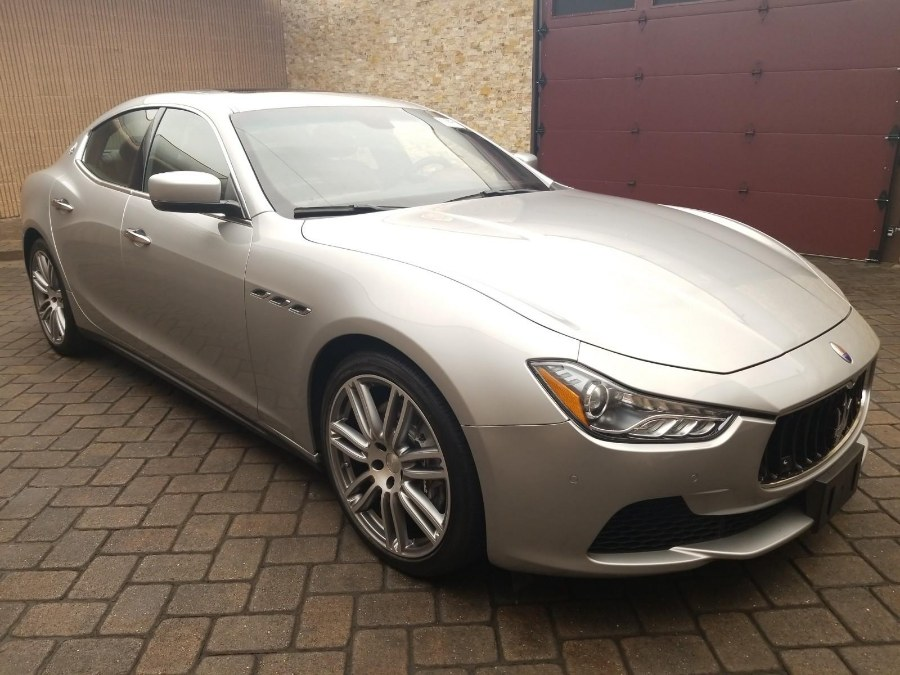 2015 Maserati Ghibli 4dr Sdn S Q4, available for sale in Elizabeth, New Jersey | Supreme Motor Sport. Elizabeth, New Jersey