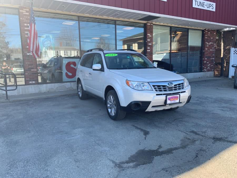 Used 2012 Subaru Forester in Barre, Vermont | Routhier Auto Center. Barre, Vermont