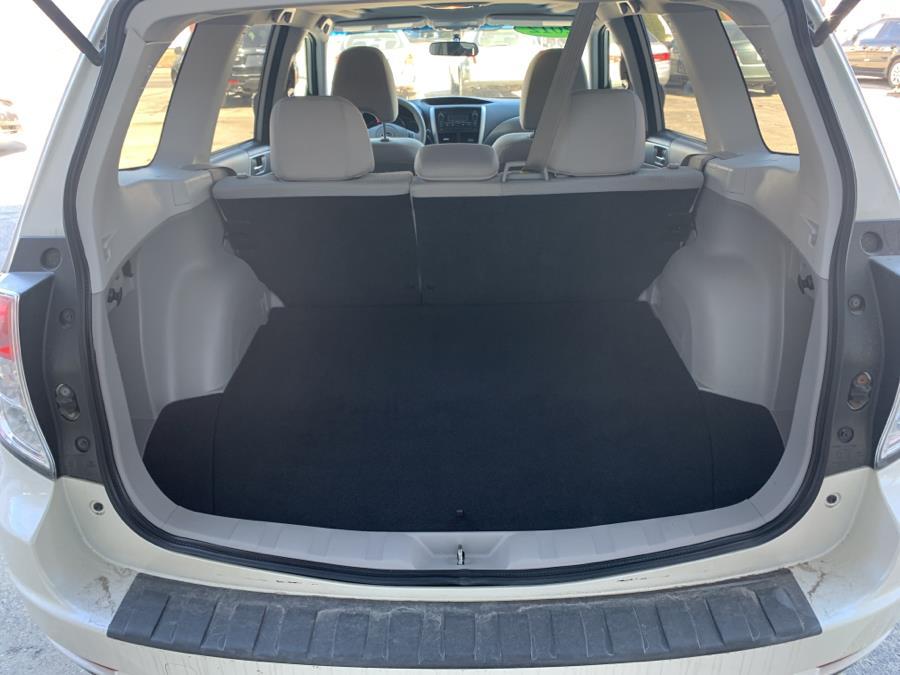 Used Subaru Forester 4dr Auto 2.5X Premium 2012 | Routhier Auto Center. Barre, Vermont