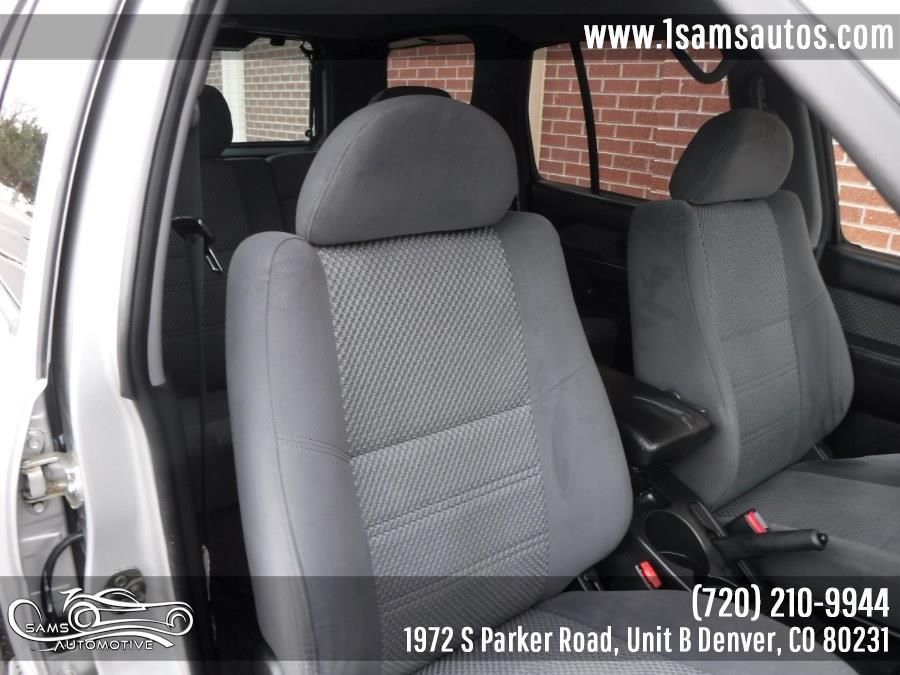 2002 Nissan Pathfinder SE 4WD Manual, available for sale in Denver, Colorado | Sam's Automotive. Denver, Colorado