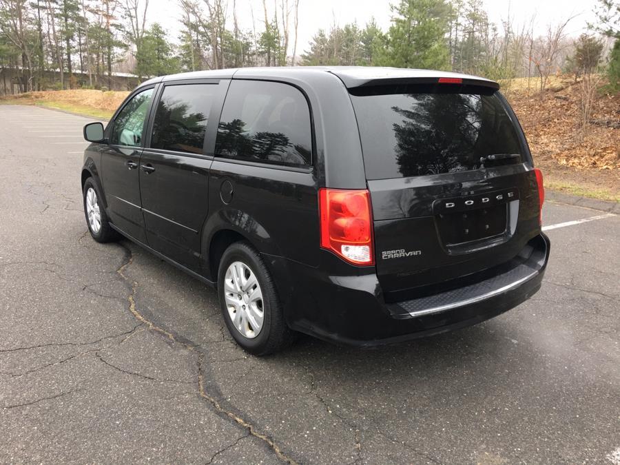 2015 Dodge Grand Caravan 4dr Wgn SE, available for sale in Plainville, Connecticut | Farmington Auto Park LLC. Plainville, Connecticut