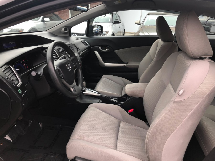 2014 Honda Civic Coupe 2dr CVT LX Coupe, available for sale in East Windsor, Connecticut   Toro Auto. East Windsor, Connecticut