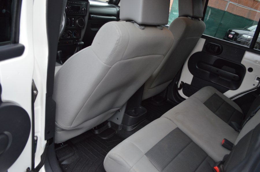 2008 Jeep Wrangler 4WD 4dr Unlimited X, available for sale in Hartford, Connecticut | Locust Motors LLC. Hartford, Connecticut