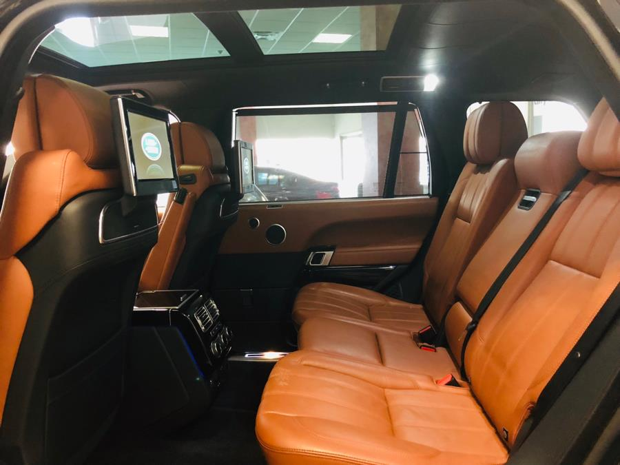2016 Land Rover Range Rover 4WD 4dr Autobiography LWB, available for sale in Syosset , New York | Northshore Motors. Syosset , New York