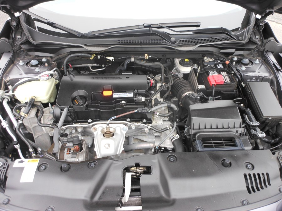 Used Honda Civic Sedan 4dr CVT LX 2016 | Yantic Auto Center. Yantic, Connecticut