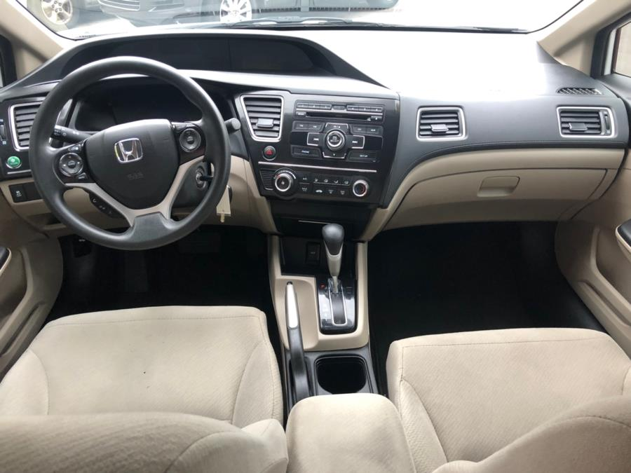 2013 Honda Civic Sdn LX, available for sale in New Britain, Connecticut | Central Auto Sales & Service. New Britain, Connecticut