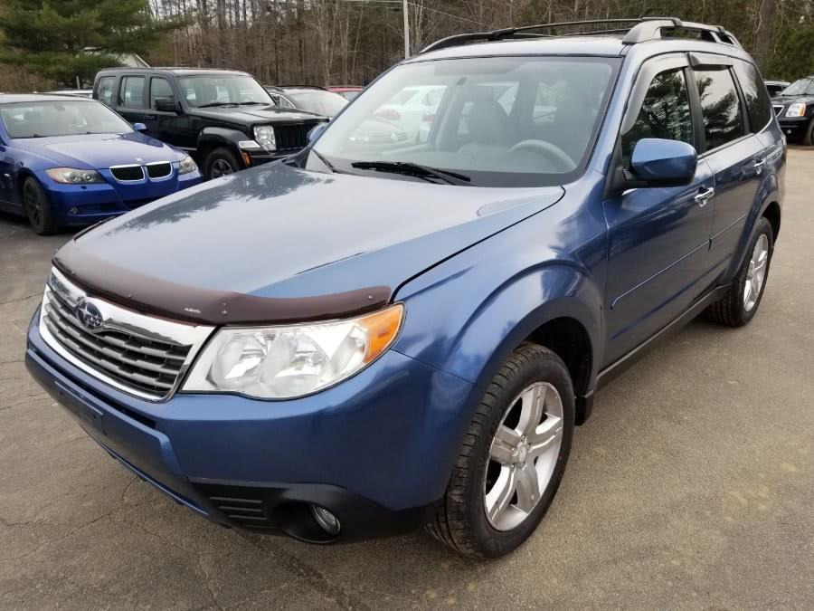 Used 2009 Subaru Forester (Natl) in Auburn, New Hampshire | ODA Auto Precision LLC. Auburn, New Hampshire