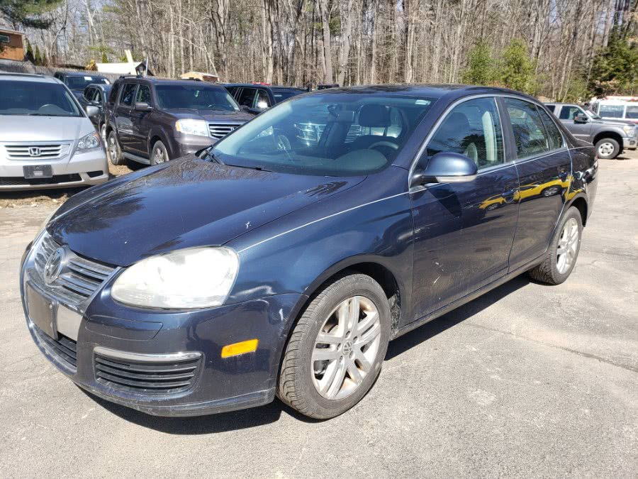 Used Volkswagen Jetta Sedan 4dr 2.5 PZEV 2007 | ODA Auto Precision LLC. Auburn, New Hampshire