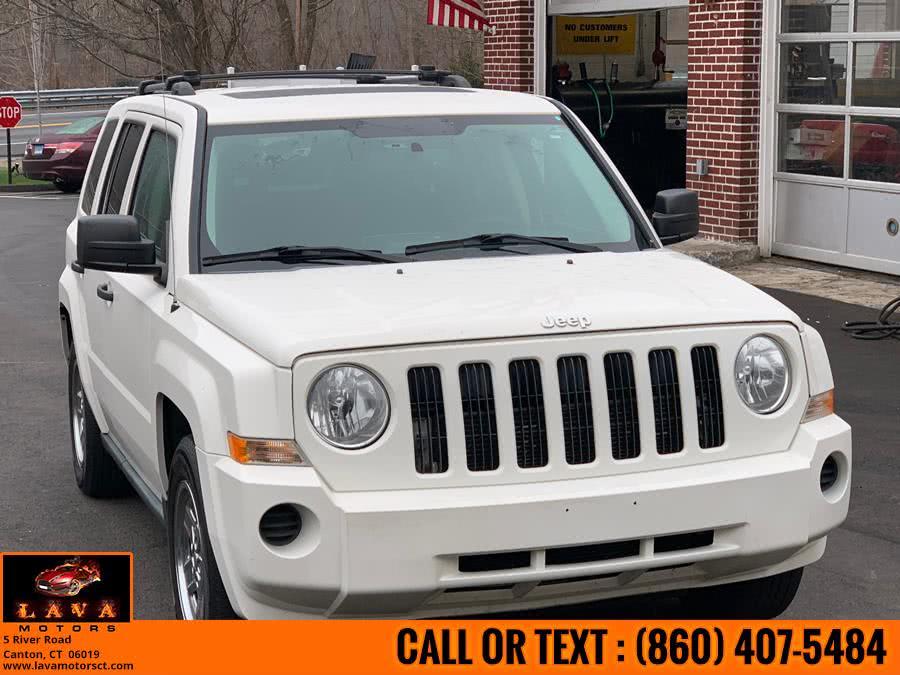 Used 2008 Jeep Patriot in Canton, Connecticut | Lava Motors. Canton, Connecticut