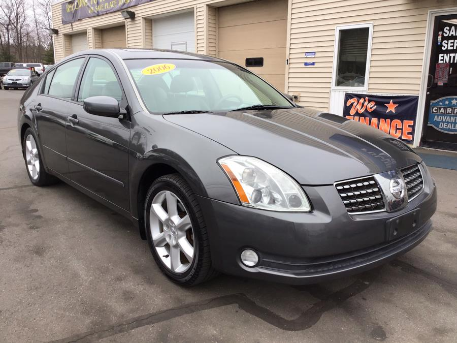 2006 Nissan Maxima 4dr Sdn V6 Auto 3.5 SL, available for sale in South Windsor , Connecticut | Ful-line Auto LLC. South Windsor , Connecticut