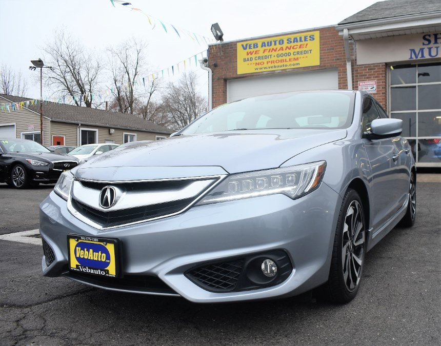 Used Acura ILX 4dr Sdn w/Premium/A-SPEC Pkg 2016 | VEB Auto Sales. Hartford, Connecticut