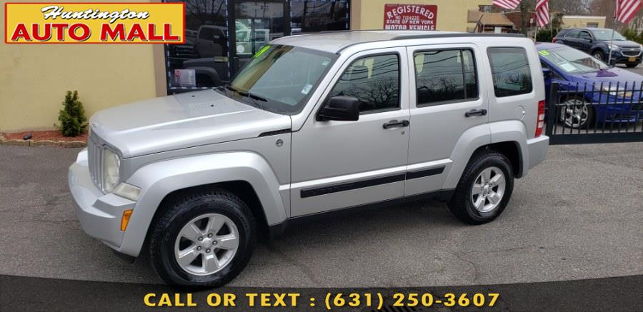 2009 Jeep Liberty 4WD 4dr Sport, available for sale in Huntington Station, New York | Huntington Auto Mall. Huntington Station, New York