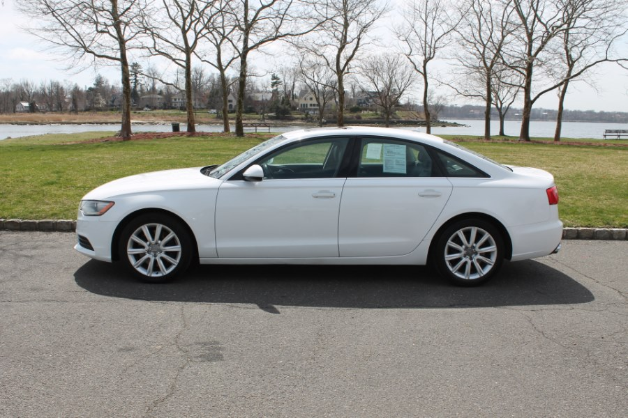 2014 Audi A6 4dr Sdn quattro 2.0T Premium Plus, available for sale in Great Neck, NY