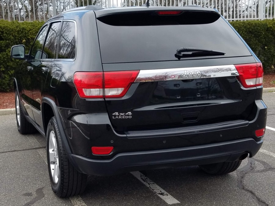 2012 Jeep Grand Cherokee Laredo 4WD w/Leather,Navigation,Back-up Camera, available for sale in Queens, NY