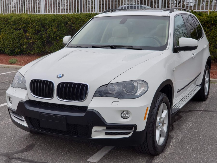 2008 BMW X5 AWD 3.0si w/Leather,Navigation,Panoramic Sunroof, available for sale in Queens, NY