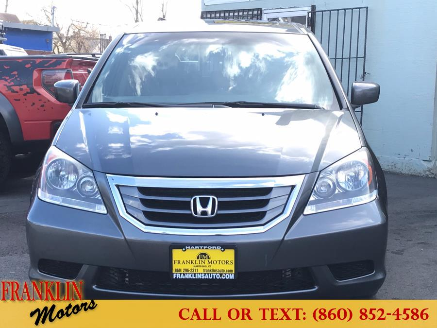 Used Honda Odyssey 5dr EX-L 2010 | Franklin Motors Auto Sales LLC. Hartford, Connecticut