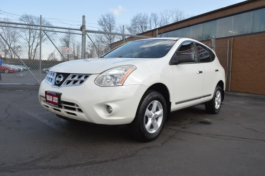 2012 Nissan Rogue AWD 4dr SL, available for sale in Hartford, Connecticut | Locust Motors LLC. Hartford, Connecticut