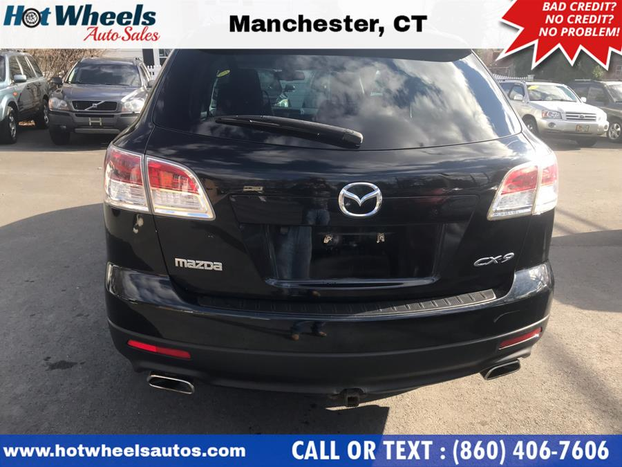 2008 Mazda CX-9 AWD 4dr Grand Touring, available for sale in Manchester, Connecticut | Hot Wheels Auto Sales LLC. Manchester, Connecticut