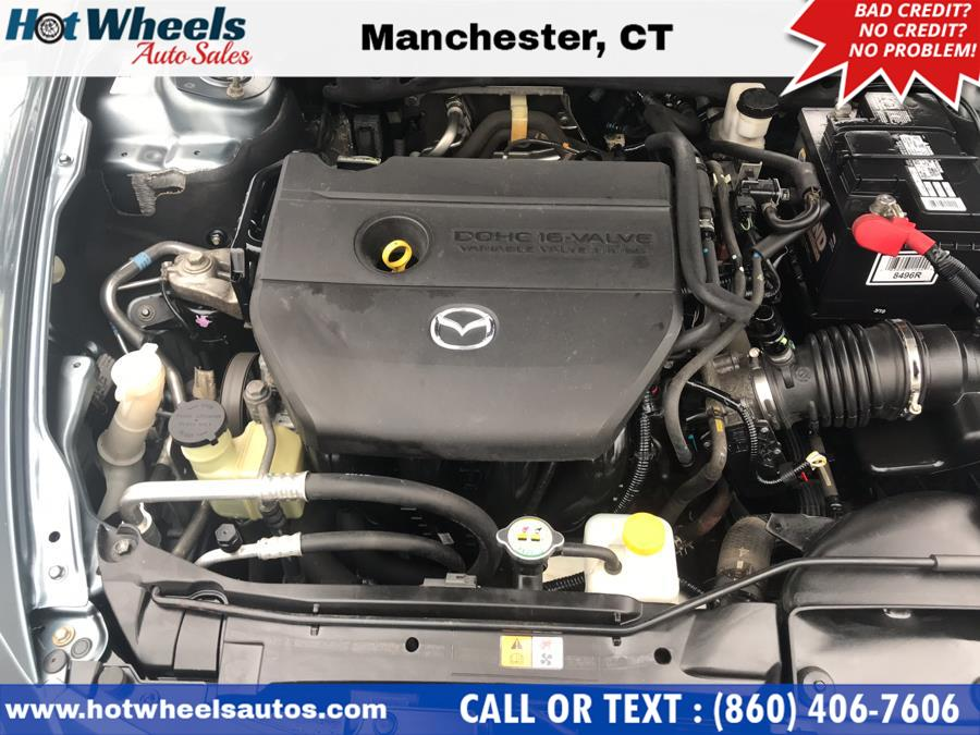 2013 Mazda Mazda6 4dr Sdn Auto i Grand Touring, available for sale in Manchester, Connecticut   Hot Wheels Auto Sales LLC. Manchester, Connecticut