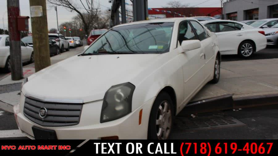 Used 2003 Cadillac CTS in Brooklyn, New York | NYC Automart Inc. Brooklyn, New York