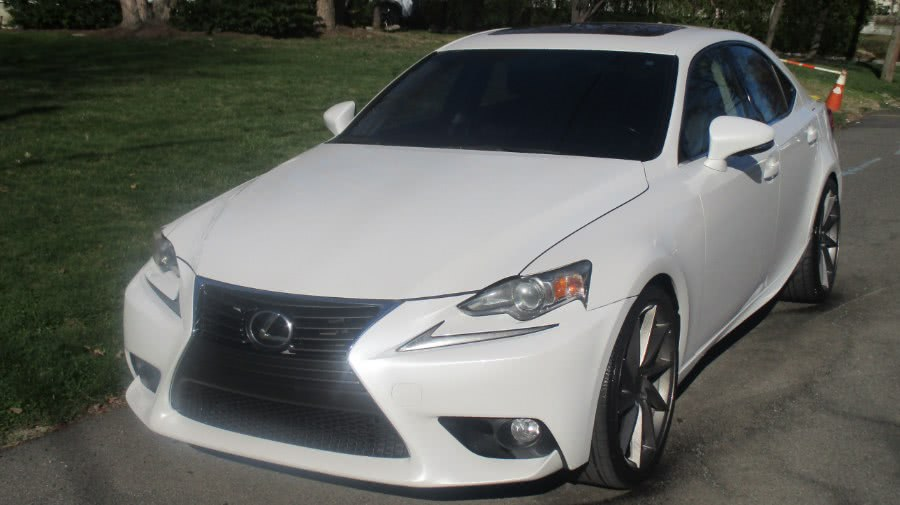 2014 LEXUS IS 250 SEDAN, available for sale in Bronx, NY