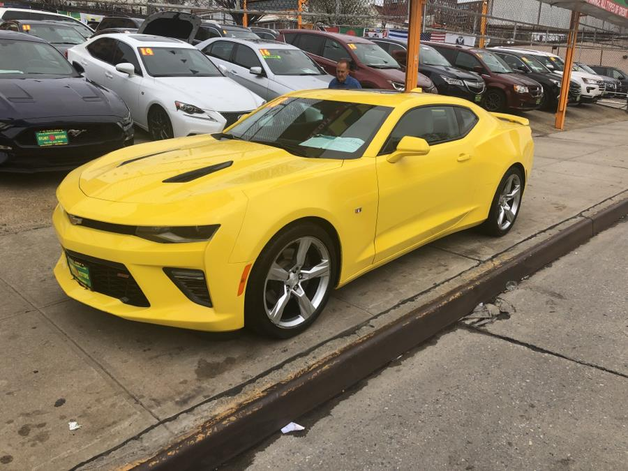 2018 Chevrolet Camaro 2dr Cpe SS w/1SS, available for sale in Jamaica, New York   Sylhet Motors Inc.. Jamaica, New York