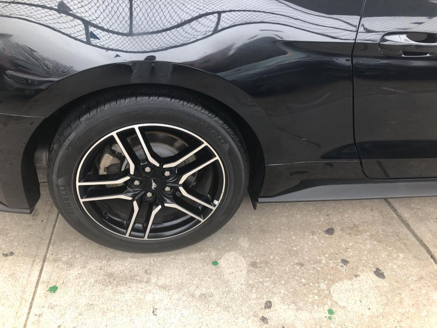 2018 Ford Mustang EcoBoost Premium Convertible, available for sale in Jamaica, New York | Sylhet Motors Inc.. Jamaica, New York