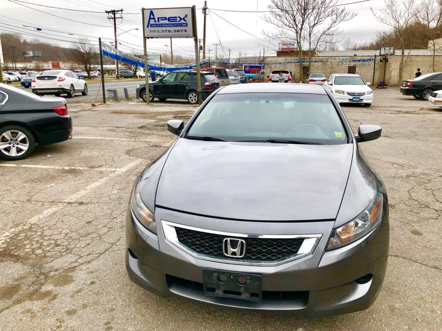 2010 Honda Accord Cpe 2dr I4 Auto LX-S PZEV, available for sale in Waterbury, Connecticut | Apex  Automotive. Waterbury, Connecticut