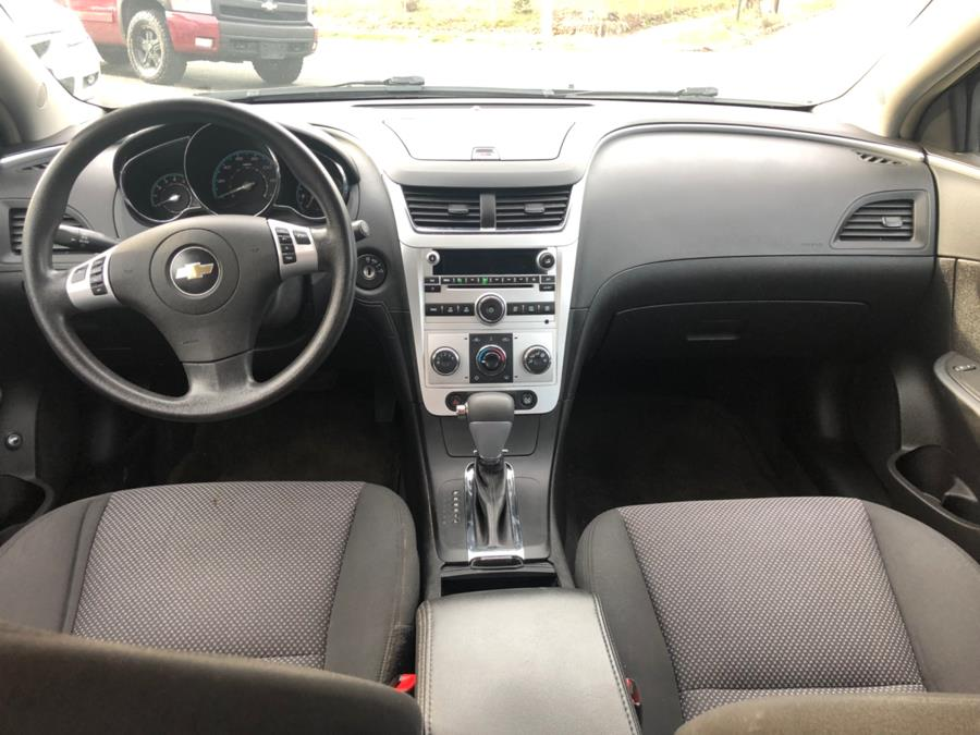 2009 Chevrolet Malibu 4dr Sdn LT w/1LT, available for sale in New Britain, Connecticut   Central Auto Sales & Service. New Britain, Connecticut