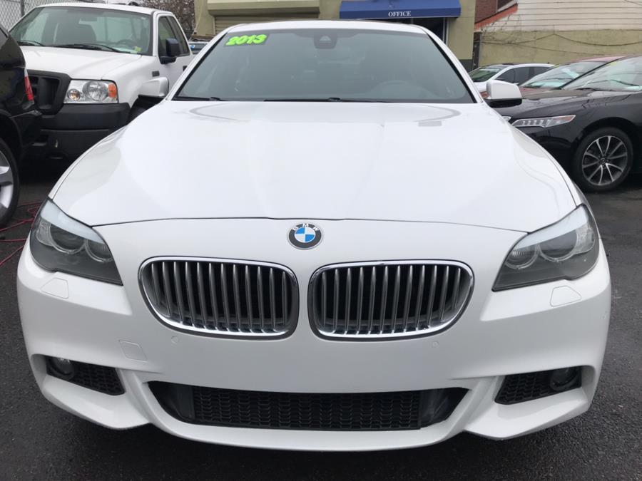 2013 BMW 5 Series 4dr Sdn 550i xDrive AWD, available for sale in Jamaica, New York | Sunrise Autoland. Jamaica, New York