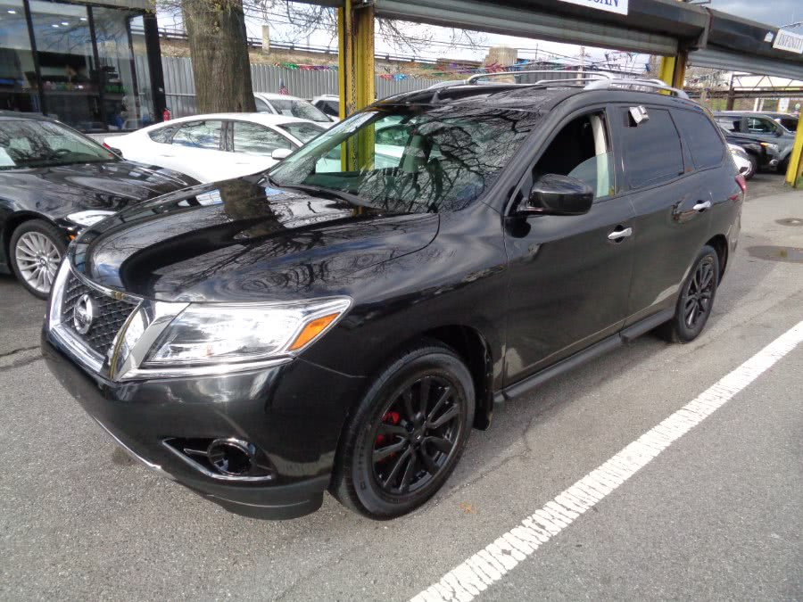 2015 Nissan Pathfinder 4WD 4dr SV, available for sale in Rosedale, New York | Sunrise Auto Sales. Rosedale, New York