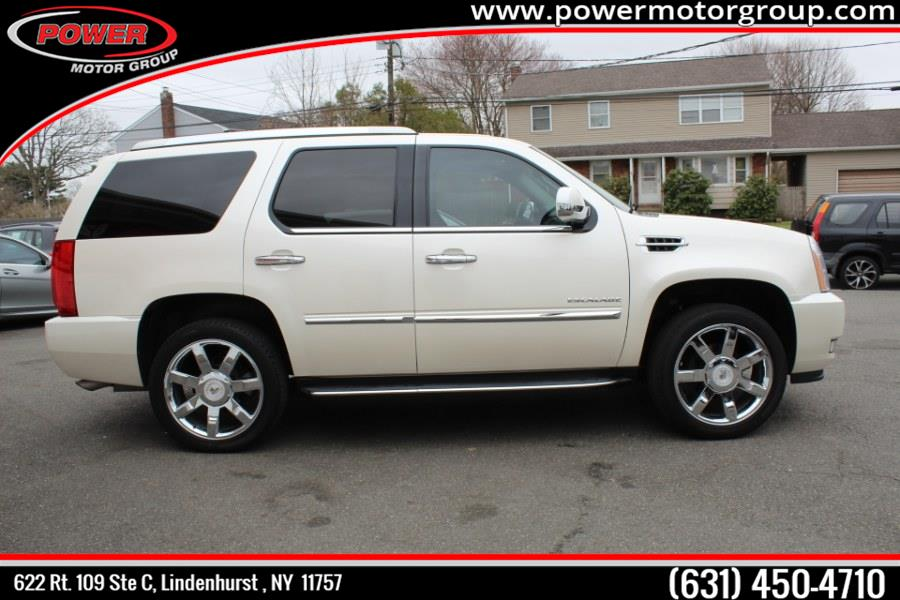 2010 Cadillac Escalade 2WD 4dr Luxury, available for sale in Lindenhurst , New York | Power Motor Group. Lindenhurst , New York