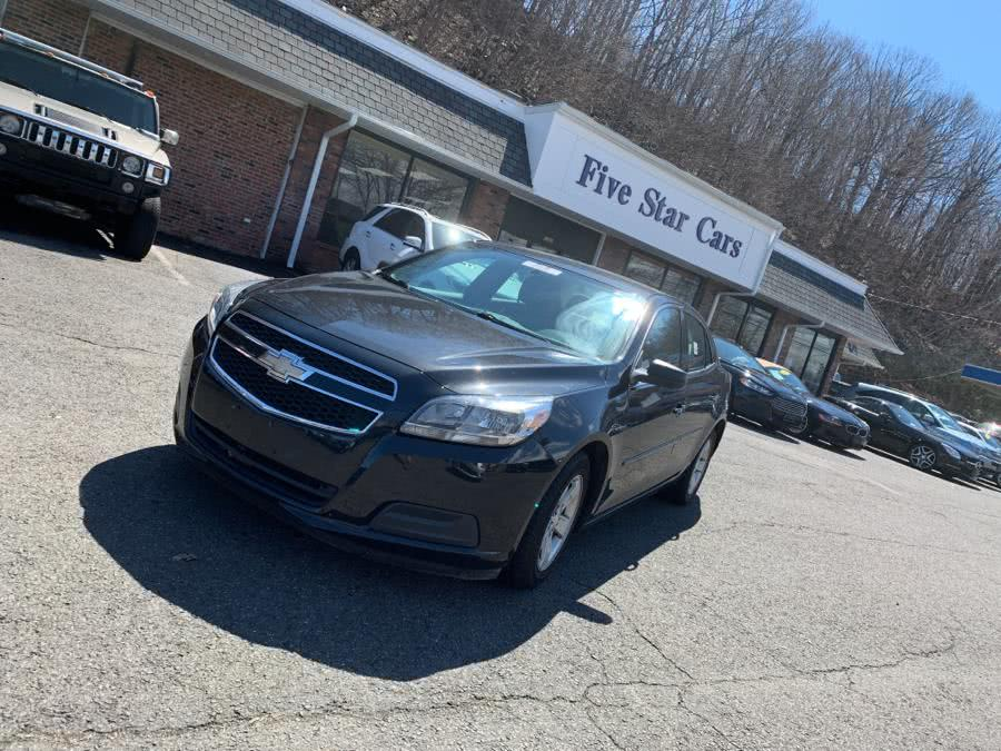 Used 2013 Chevrolet Malibu in Meriden, Connecticut | Five Star Cars LLC. Meriden, Connecticut