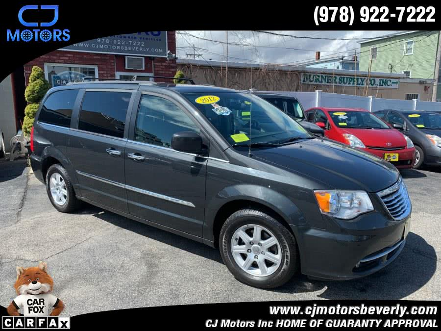 Used 2012 Chrysler Town & Country in Beverly, Massachusetts | CJ Motors Inc. Beverly, Massachusetts