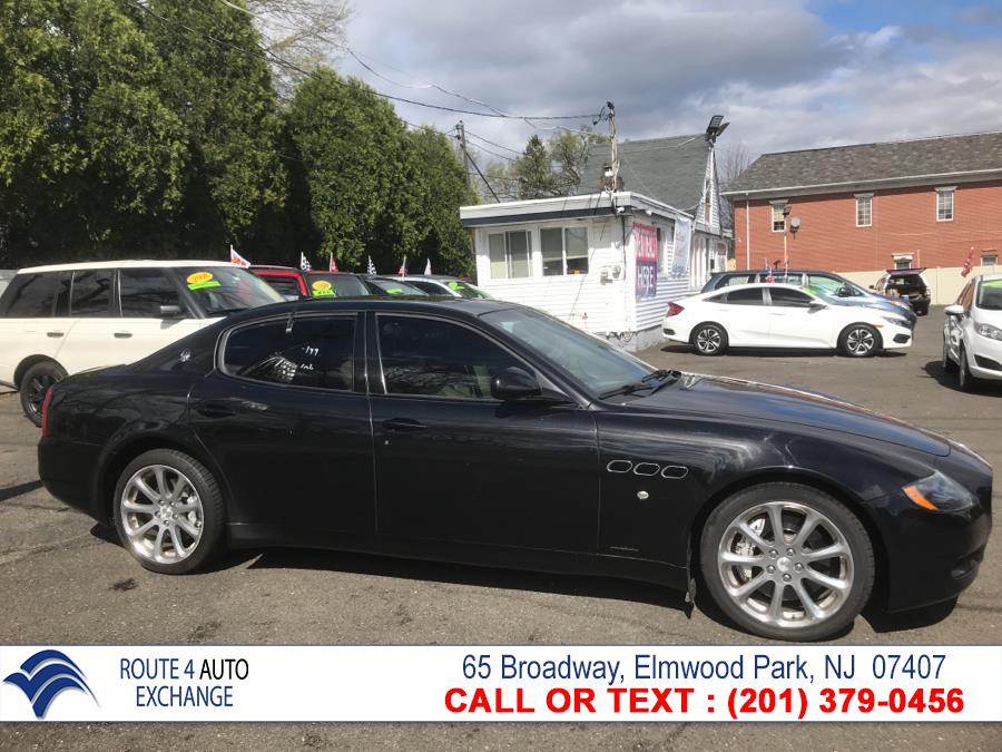 2011 Maserati Quattroporte 4dr Sdn Quattroporte S, available for sale in Elmwood Park, New Jersey | Route 4 Auto Exchange. Elmwood Park, New Jersey