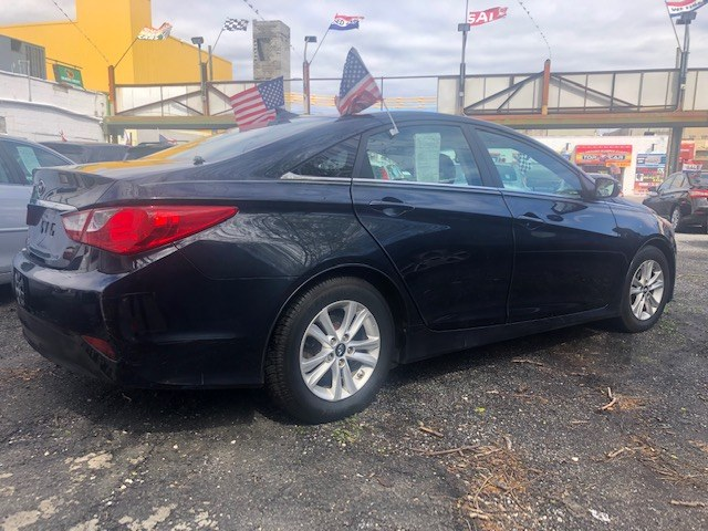 2014 Hyundai Sonata 4dr Sdn 2.4L Auto GLS, available for sale in Brooklyn, New York | Wide World Inc. Brooklyn, New York