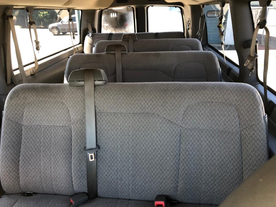 2012 Chevrolet Express Passenger RWD 3500 155