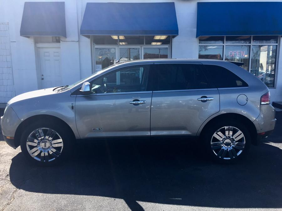 2008 Lincoln MKX AWD 4dr, available for sale in Lindenhurst, New York | Rite Cars, Inc. Lindenhurst, New York