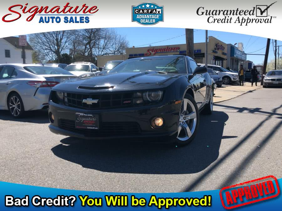 2010 Chevrolet Camaro 2dr Cpe 2SS, available for sale in Franklin Square, New York   Signature Auto Sales. Franklin Square, New York