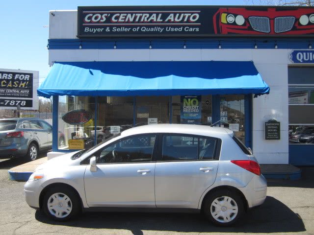 Used Nissan Versa S 2011 | Cos Central Auto. Meriden, Connecticut