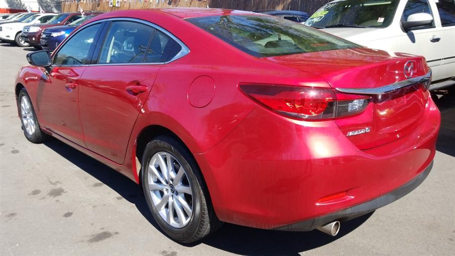 Used Mazda Mazda6 4dr Sdn Auto i Sport 2016 | State Line Auto LLC. Wethersfield, Connecticut