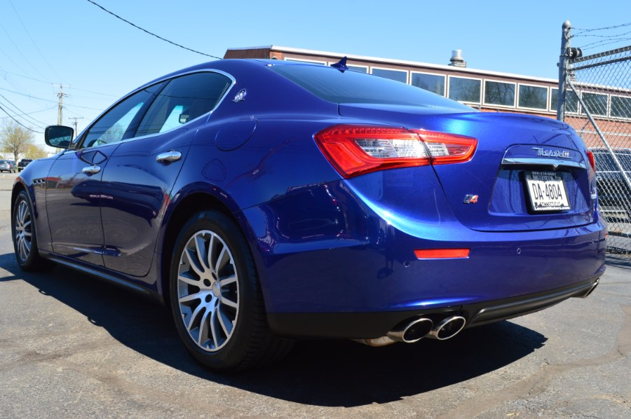 2014 Maserati Ghibli 4dr Sdn S Q4, available for sale in Hartford, Connecticut | Locust Motors LLC. Hartford, Connecticut