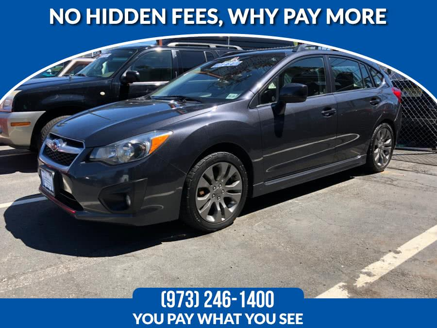 Used 2014 Subaru Impreza Wagon in Lodi, New Jersey | Route 46 Auto Sales Inc. Lodi, New Jersey