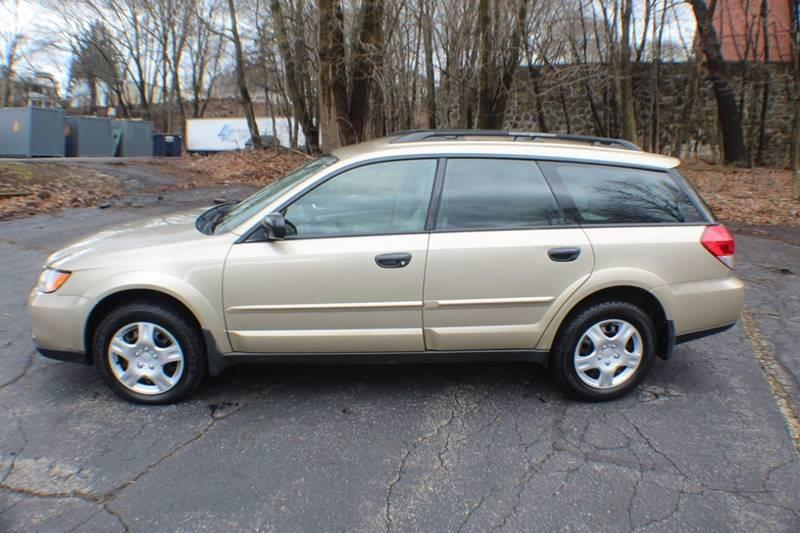 2008 Subaru Outback 2.5i AWD 4dr Wagon 4A, available for sale in Waterbury, Connecticut | Sphinx Motorcars. Waterbury, Connecticut