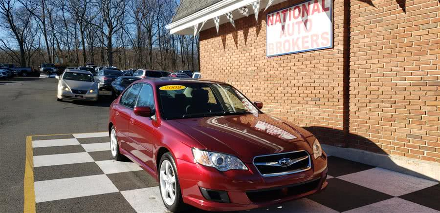 Used Subaru Legacy 4dr Auto Special Edition 2009 | National Auto Brokers, Inc.. Waterbury, Connecticut