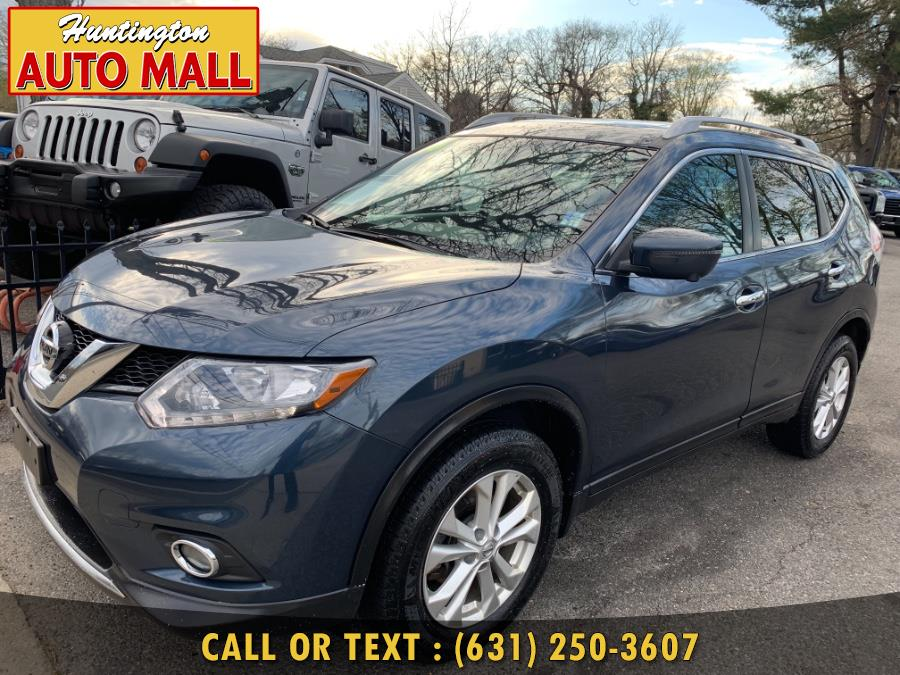 2016 Nissan Rogue AWD 4dr SV, available for sale in Huntington Station, New York   Huntington Auto Mall. Huntington Station, New York