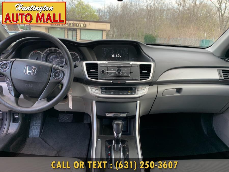 2014 Honda Accord Sedan 4dr I4 CVT LX, available for sale in Huntington Station, New York | Huntington Auto Mall. Huntington Station, New York
