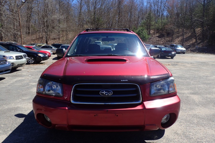2004 Subaru Forester 4dr 2.5 XT Manual, available for sale in Storrs, Connecticut | Eagleville Motors. Storrs, Connecticut